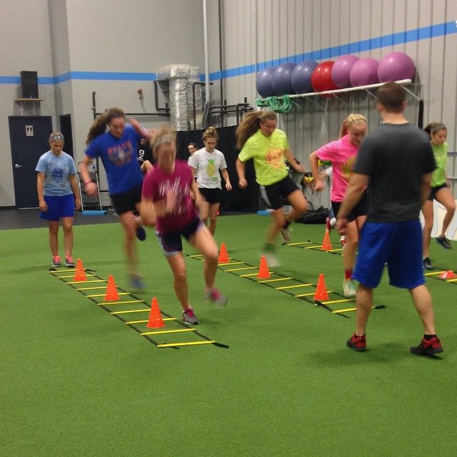 Fort Wayne Sports Club Training